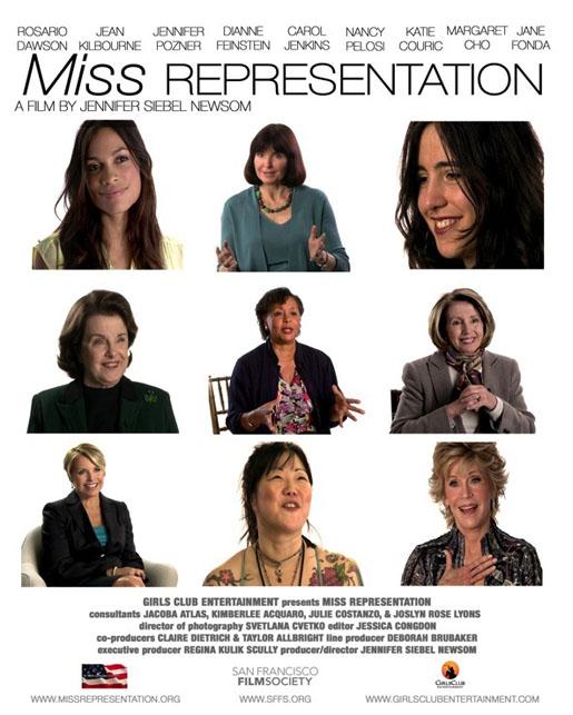 Miss representation фильм 2011 - википедия